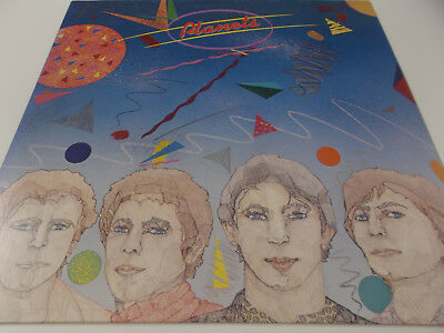 44473 - The Planets - Same (S/t) - 1980 Motown Vinyl Lp Made In U.s.a. (Cut Out)