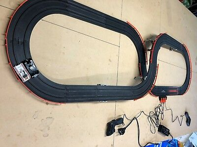 AFX Slot car set - complete all ready to play. Fully refurbished & tested.