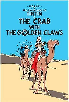 TheCrab with the Golden Claws by Herge ( Author ) ON Jun-20-2003, Hardback, Herg