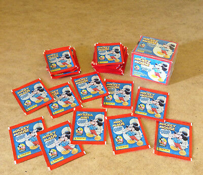 Panini Disney Mickey Mouse Sticker Story Sticker Packets Mickey Mouse Stickers
