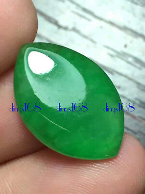 Certified 100% Natural A Jadeite Malaysia eye Ring Plane Women's Jewerly JD1855
