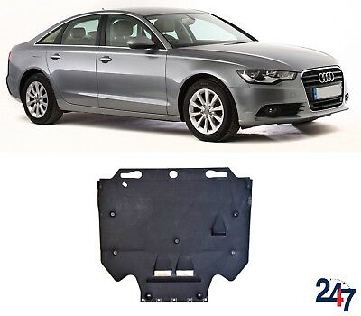 New Audi A6 C7 2011 - 2018 Under Engine Protection Cover Rear Part