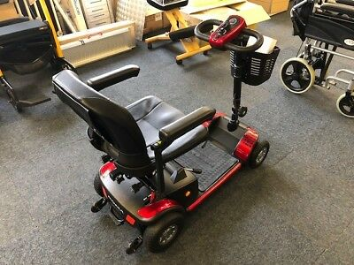 **BRAND NEW** Roma Medical Solva Travel Mobility boot Scooter Free Insurance