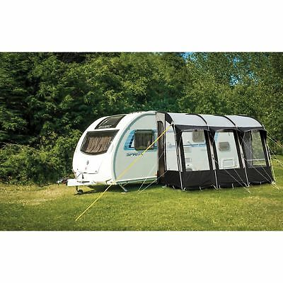 ROYAL WESSEX 260 Awning Caravan Canopy Ultimate Vented ...