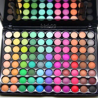 New Professional 88 Colors Warm Palette Eye Shadow Cosmetic Makeup Eyeshadow M8