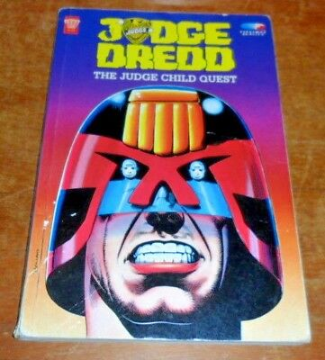 Judge Dredd: The Judge Child Quest by Grant, Alan Paperback Graphic Novel