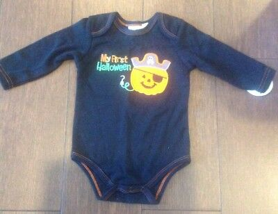 Boys Halloween Shirt, NWT, 3-6 Mnths