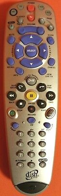 6.2 DISH NETWORK Bell IR/UHF DVR REMOTE CONTROL
