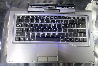 Fujitsu Stylistic Q702 Keyboard Dock Port Replicator Cp619161