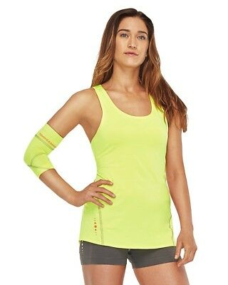 NEW Tommie Copper Women's Performance Boost Elbow Sleeve, Safety Yellow, X-Large