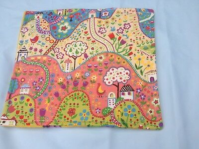 Waterproof funky floral/bugs design Guinea pig/Rabbits/Rats/mice animal pee pad
