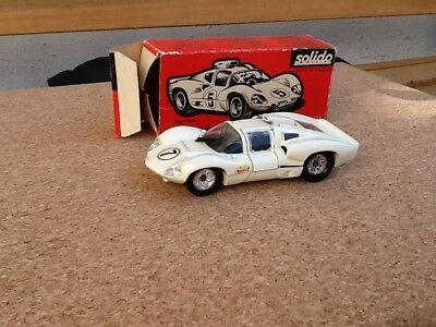 Solido bolide Chaparral 2D in OVP rar
