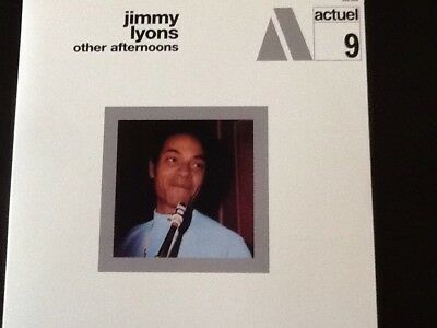Jimmy Lyons - Other Afternoons - BYG Actuel - Gatefold
