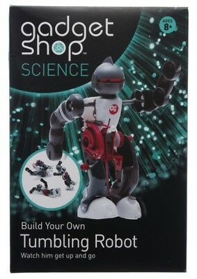 Gadget Shop Science Build Your Own Tumbling Robot