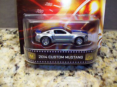 2014 Hot Wheels Need For Speed Custom Mustang 14 50 Picclick