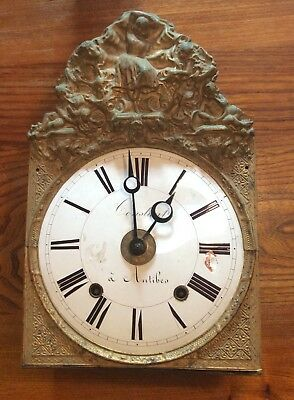 Antique French Morbier Clock (a good project )