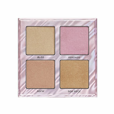 URBAN DECAY Afterglow Highlighter GENUINE Shimmer Metallic Glow Palette