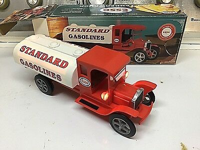 Exxon Esso Standard Gasolines Toy Tanker Truck, Collector Series 2 New in Box