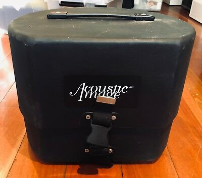 Hard case for Acoustic Image combo amps