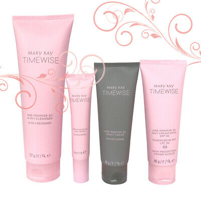 Mary Kay TimeWise Miracle Age Minimize 3D Collection Alle Hauttypen