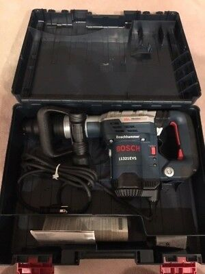 Bosch 11321EVS 13 Amp Corded SDS-max Variable Speed Demolition Hammer Drill