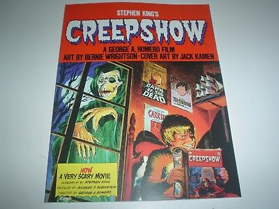 Creepshow by Stephen King (2017, Paperback Graphic