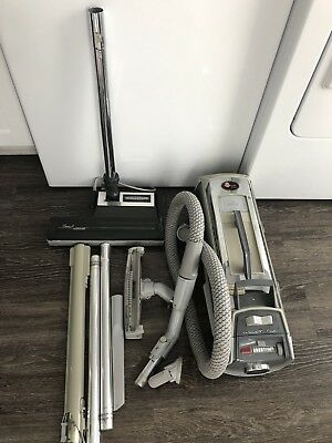 ELECTROLUX Silverado Deluxe Model 1505 Canister Vacuum Cleaner