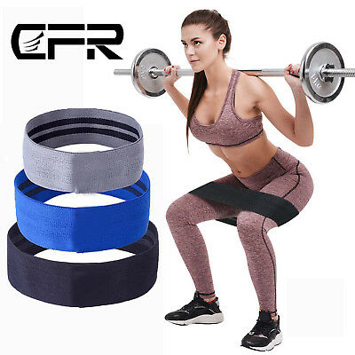 Resistance Bands Loop Exercise Bands Booty Workout Hip Wide for Legs and Butt