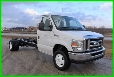 2013 Ford E-450 Cab and Chassis - Extra Clean! Low Reserve!