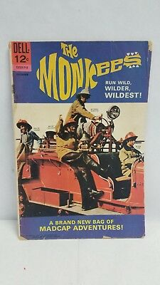 The Monkees #7 - December 1967, Comic Book