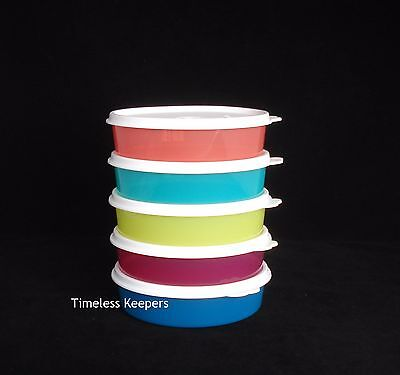 Free Shipping  Medium Wonders Bowls Set 5 w/Seal 1.5 Cups Kids Lunch store New
