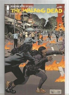 THE WALKING DEAD  # 183-- Cover A by Charlie Adlard----VERY FINE PLUS