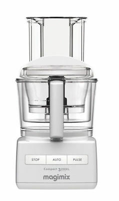 Magimix 3200XL White Food Processor - White (935829)