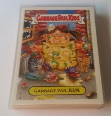 2004 Garbage Pail Kids All New Series 3 ANS3 Scratch N Stink SNS Complete Set 24