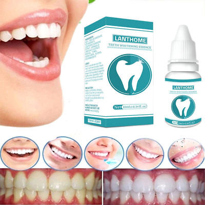 Teeth Remove Dental Tooth Whitening Activated Teeth Cleaning Fluid Natural Bravo