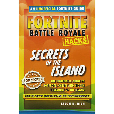 Fortnite Battle Royale Guide - Secrets of the Island, Children's Books, New