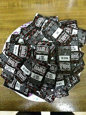 Taco Bell Diablo Sauce Packets- Lot of 70
