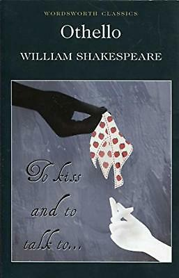 Othello Wordsworth Classics Paperback English by William Shakespeare