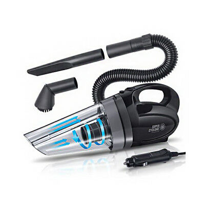 Super Cyclone Handy Handheld Auto Car Powerful Vacuum Cleaner 12V HEPA Filter