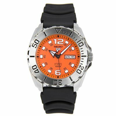 MADE IN JAPAN SRPB39J1 SEIKO Prospex Baby Monster Automatic 100m Divers Orange #