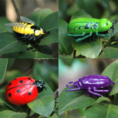 Cat Toys Teaser Interactive Pet Beetle Cicada Auto Electric Walking Insect M GT