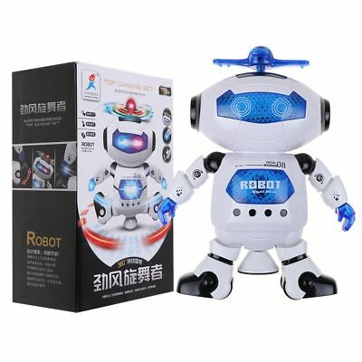 Toys For Boys Girls Robot Kid Toddler Robot 3 4 5 6 7 8 9 Year Old Age Cool Toy