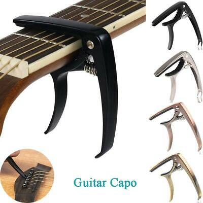 Genuine Tiger Trigger Capo for Electric Acoustic Classic Guitar Quick Release UK