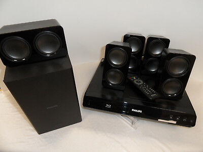 Philips HTS345I IMMERSIVE SOUND HOME THEATER