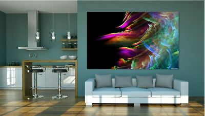 Watercolour Abstracts art Home decor High quality Canvas print choose size