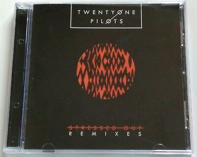 Twenty One Pilots - Stressed out. Remixes (Maxi-Single, 15 tracks, Promo) 2016