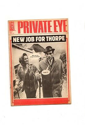 Private Eye Magazine 1982   issue 526