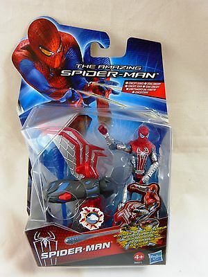 Hasbro 50571 The Amazing Spider Man  mit Gleiter Action  Neu & OVP