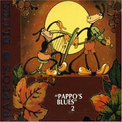 Pappo's Blues - Pappo's Blues Vol 2 (Vinyl Used Very Good)