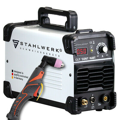 PLASMA CUTTER CUT 50 ST IGBT INVERTER /WELDING MACHINE/ Cutting power up to 14mm